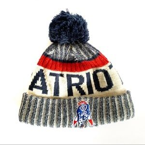 NFL Patriots New Era Knit Winter Beanie Hat